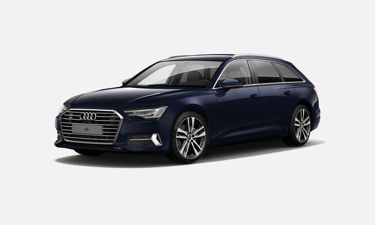 Audi A6 Avant autonoleggio NCC